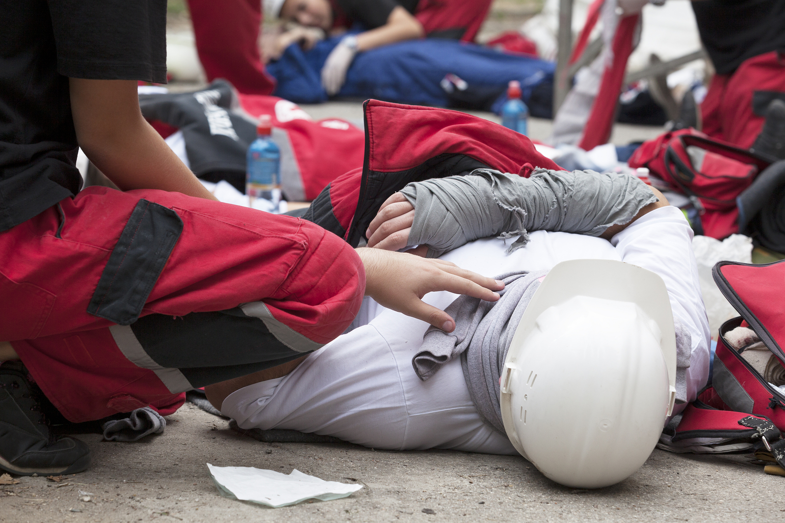 preventing workplace injuries