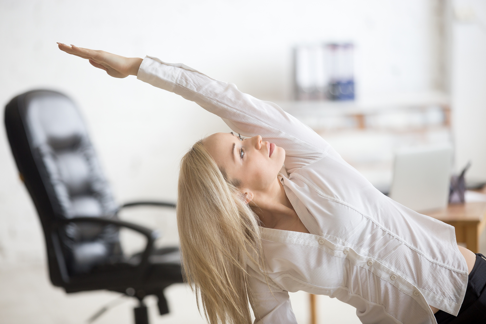 promoting fitness in the workplace