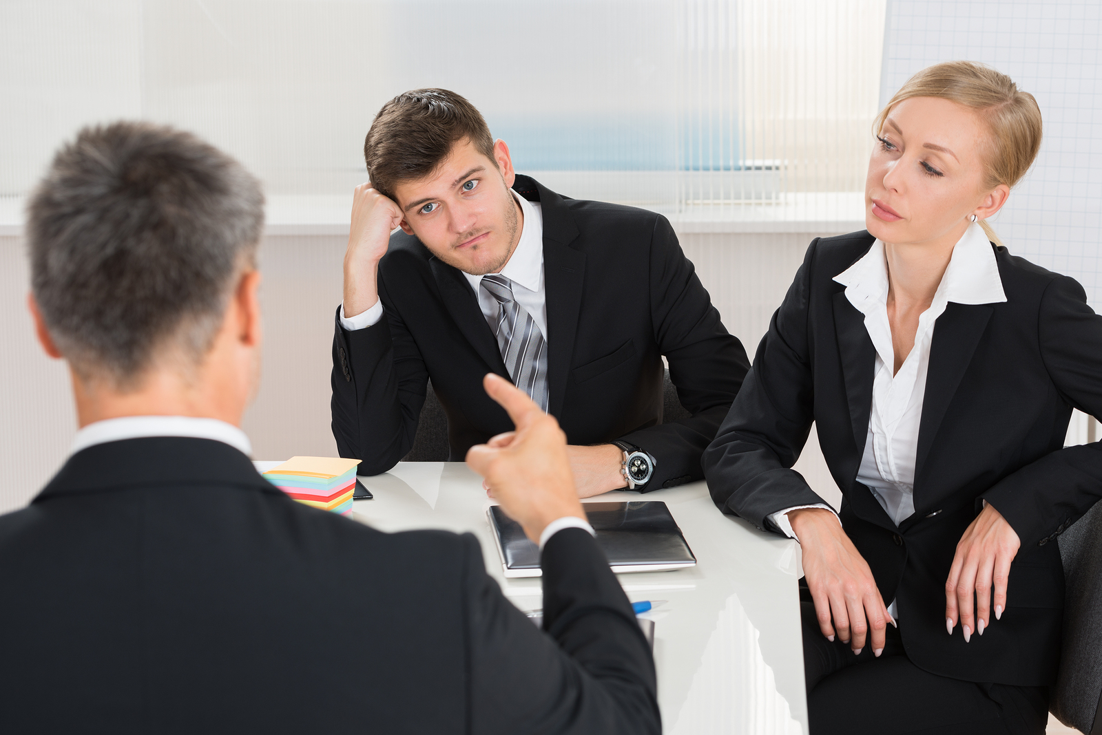 managers dealing with conflict in the workplace